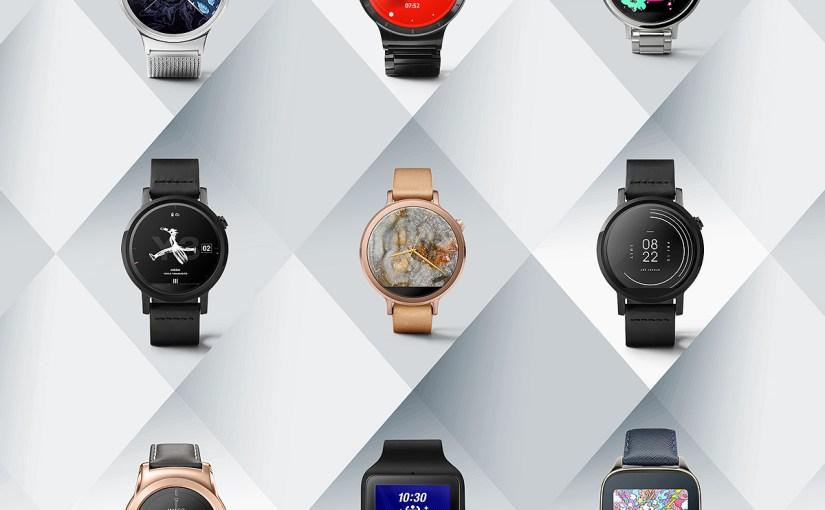 Zifferblätter für Smartwatches
