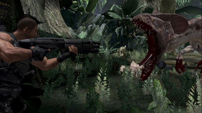 Falling Leaves Live Wallpaper Turok Pc Preview Quot Everyone S Favourite Dino Hunter Is