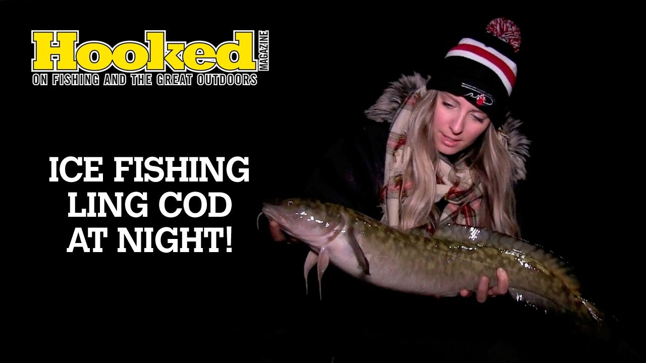 How cool to fry burbot