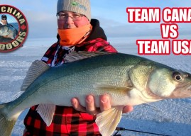 Lake Winnipeg Walleye Cup – Canada vs USA