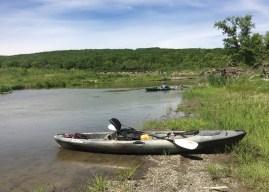 A Prairie Paddle