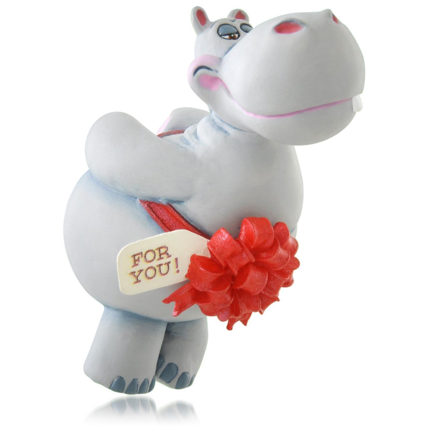 2015 i want a hippopotamus for christmas hallmark keepsake