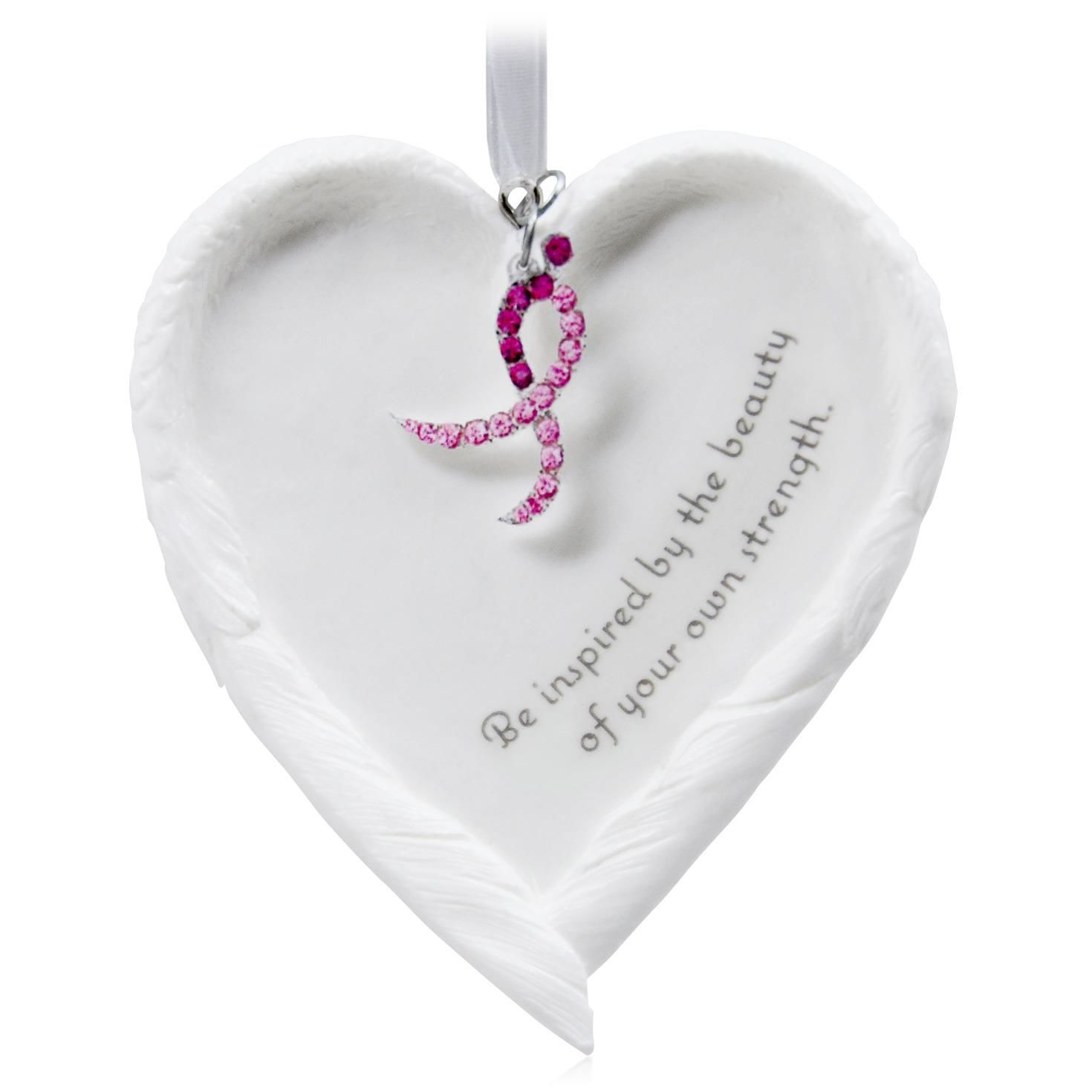 2015 beautiful you susan komen hallmark keepsake ornament hooked on hallmark ornaments