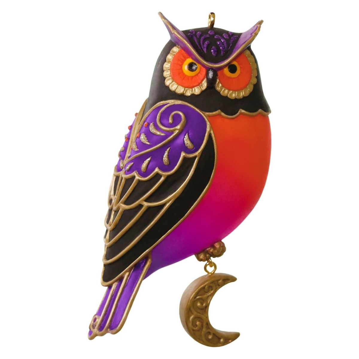 2016 happy owl oween hallmark keepsake ornament