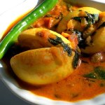 Ask Meena: Methi Egg Curry