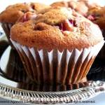 Strawberry Banana Almond Muffin