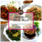 Our Meal Plan:  Week 11