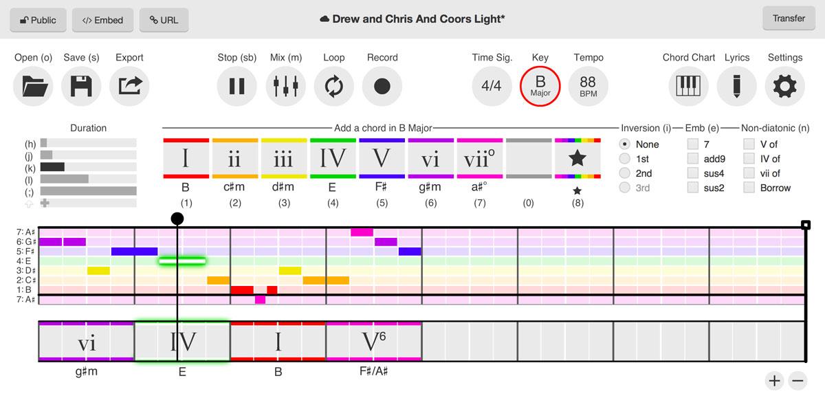 Free Software That Simplifies Songwriting - Hookpad