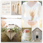 Charming Rustic Wedding Inspiration