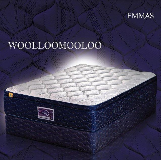 EMMAS WOOLLOOMOOLOO MATTRESS - 澳美斯~澳洲制造~床褥