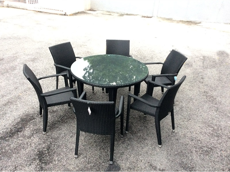 Teak Outdoor Furniture Outdoor Tables Hawaii Round Table