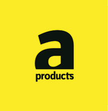 logo archiproducts giallo