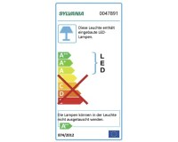LED Feuchtraumleuchte EEK A+ Sylproof 23W L 662 mm 2000 lm ...
