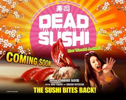 dead sushi cover