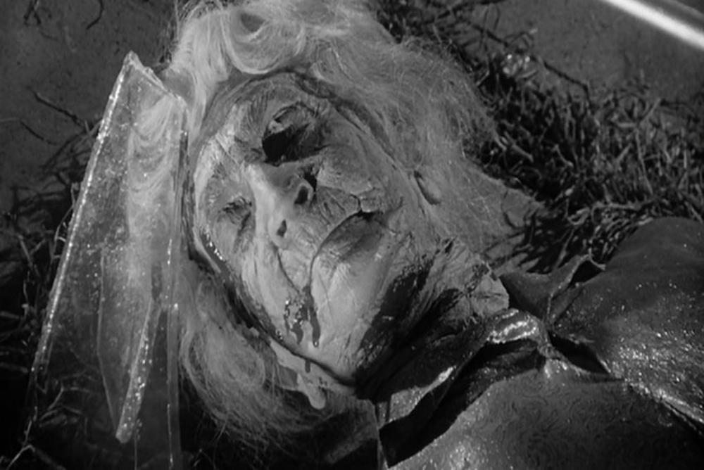 7. Leech Woman, final shot