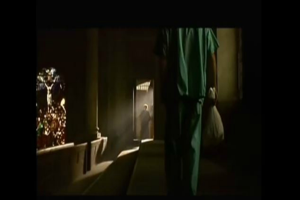 Jim in 28 Days Later