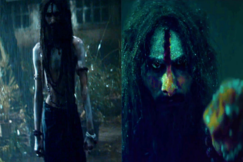 The Aghori, exploited for shock value
