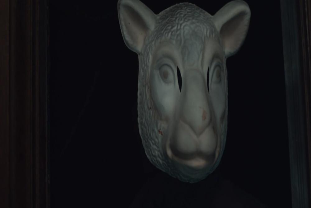 2. mask hovering