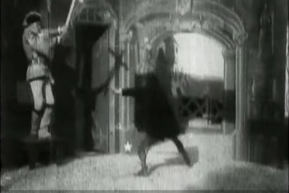 3-the-haunted-castle-cross