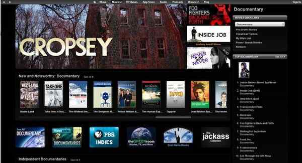 Horror Society: Cropsey Featured on iTunes   www.horrorsociety.com