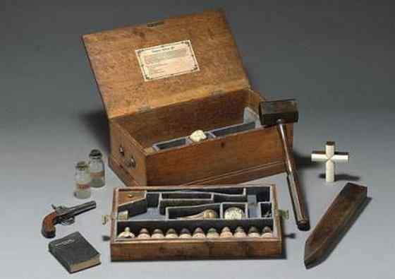Equipment for killing vampires17