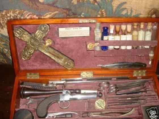 Equipment for killing vampires19