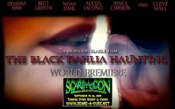Horror Society: The Black Dahlia Haunting (Teaser Trailer)   www.horrorsociety.com