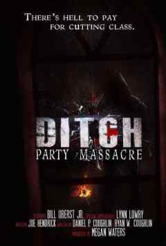 Horror Society: Katy Foley and Bill Oberst Jr. Star in Slasher Film Ditch   www.horrorsociety.com