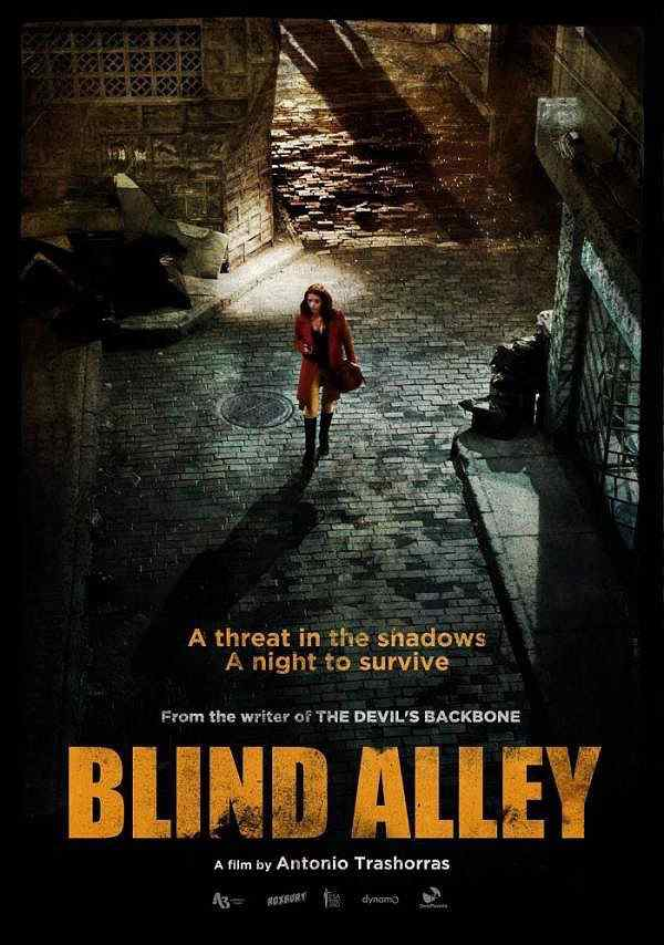 Blind Alley movie poster