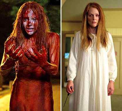 Horror Society: Bloody New Image from Carrie Remake   www.horrorsociety.com