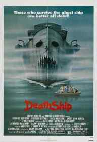 Death Ship movie poster