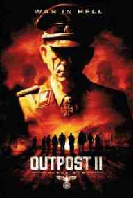 Outpost Black Sun movie poster