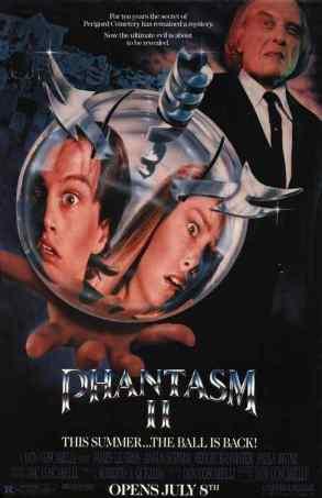 Phantasm 2 movie poster