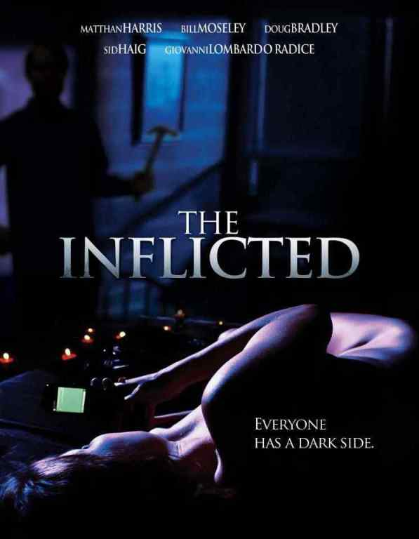 The Inflicted movie poster
