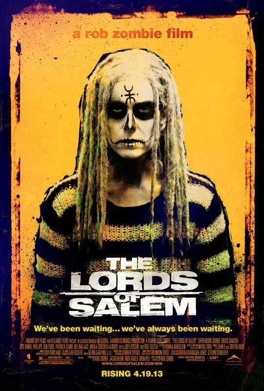 The Lords of Salem official movie poster