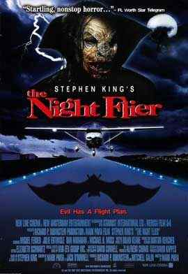 The Night Flier movie poster