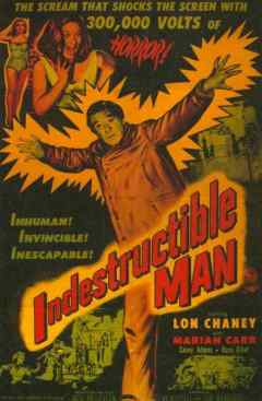 Indestructable Man movie poster