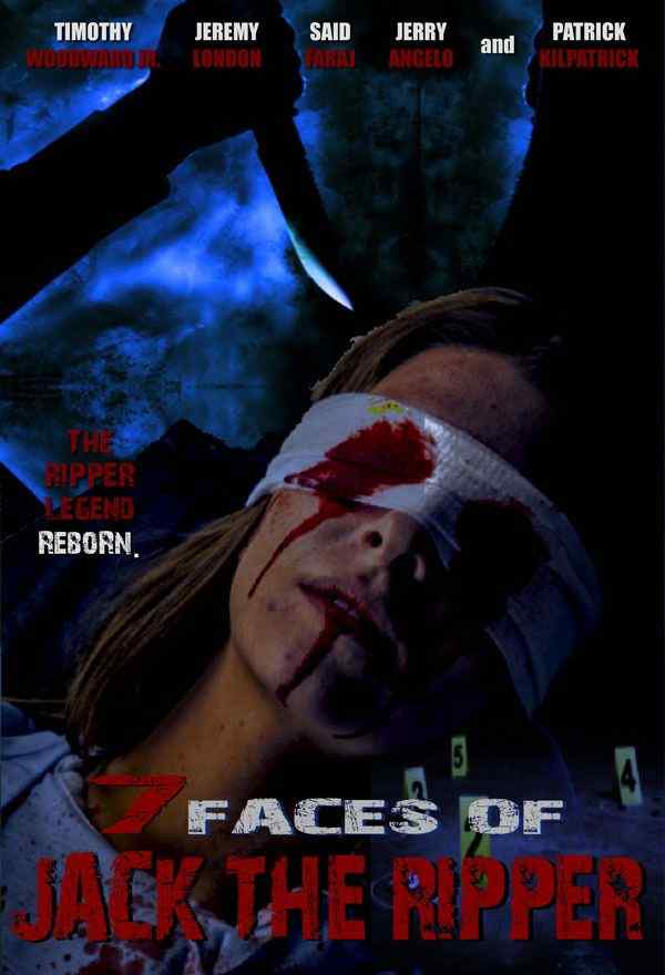 7 Faces of Jack The Ripper movie poster