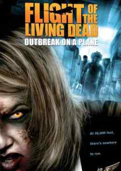 Flight of the Living Dead DVD cover