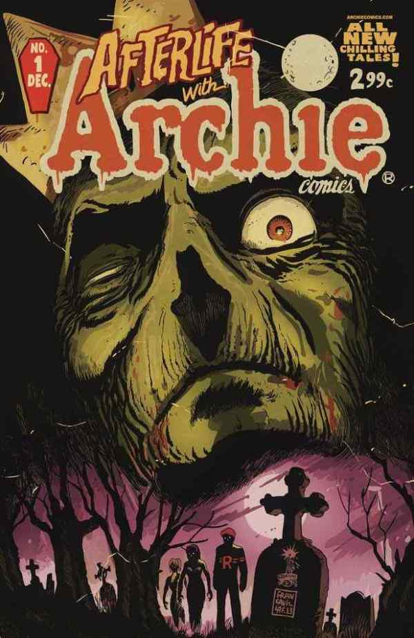 Afterlife With Archie cover 2
