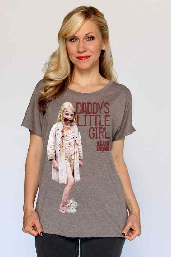Horror Society: Check out The Walking Dead Womens Apparel From Her Universe!   www.horrorsociety.com