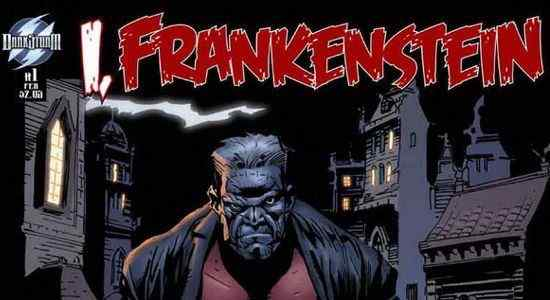 I Frankenstein Graphic Novel Plot