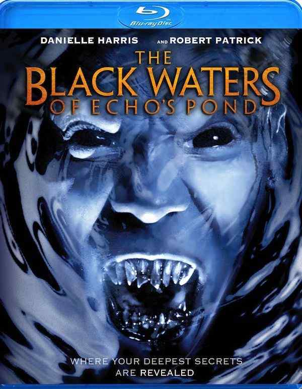 2 Clips from The Black Waters of Echos Pond-Black Waters Blu-ray
