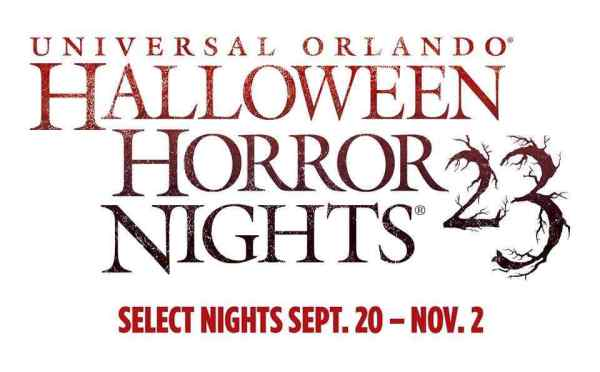 Halloween Horror Nights Orlando poster
