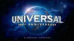 Universal Studios 100th anniversary logo