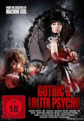 Horror Society: Gothic and Lolita Psycho (Review)   www.horrorsociety.com