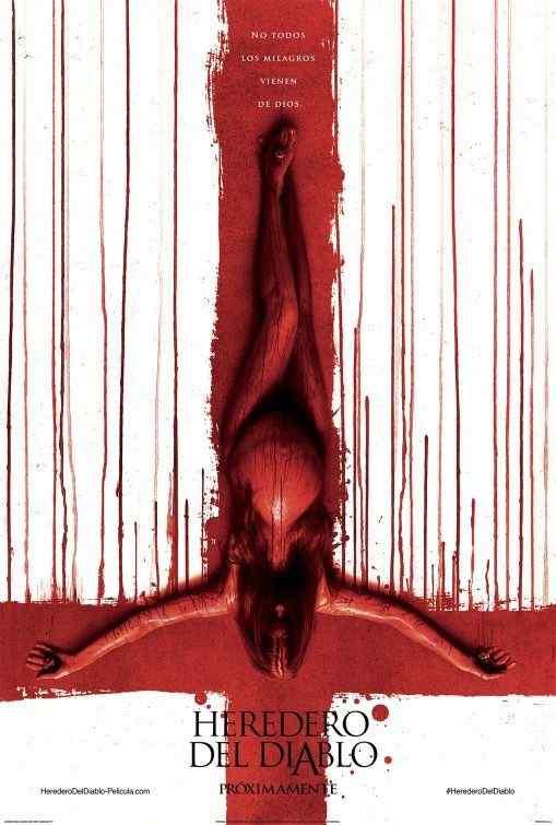 Devil's Due Spanish movie poster