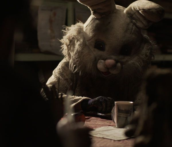 The bunnyman massacre is headed your way just in time for easter