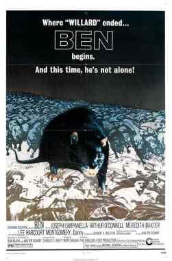 Ben movie poster