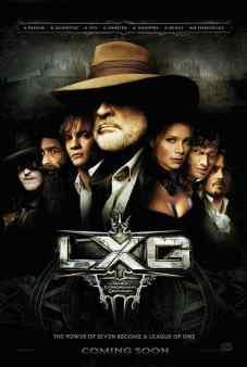 The League of Extraordinary Gentlemen movie poster